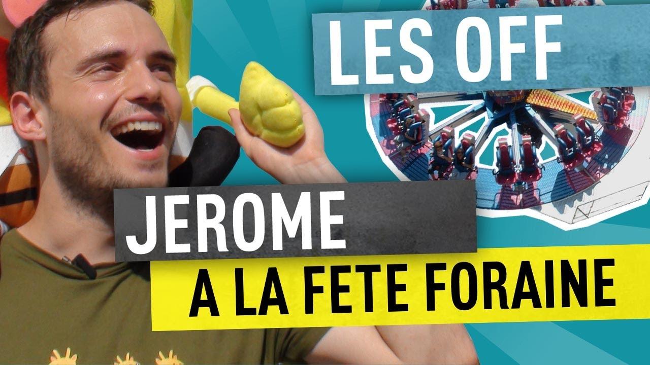 Jerome à la Fête Foraine – Les Off