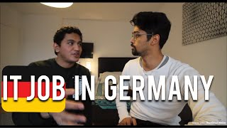 He got IT Job in Berlin without the German Language (PART 5)