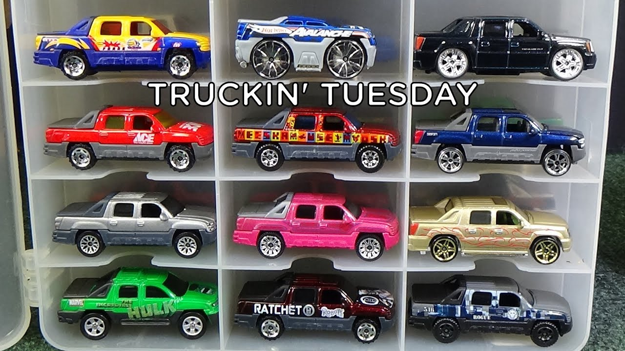 Truckin Tuesday My Chevy Avalanche Collection With
