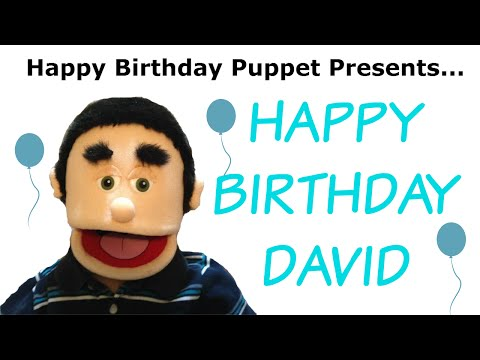 Happy Birthday David - Funny Birthday Song