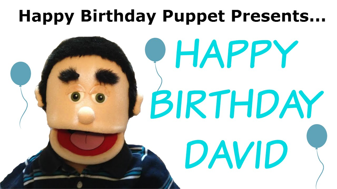 funny happy birthday david