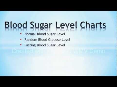3-key-blood-sugar-level-charts