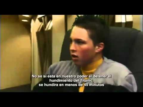 Star trek   Hidden frontier  1x04 Two Hours subtitulado 360p