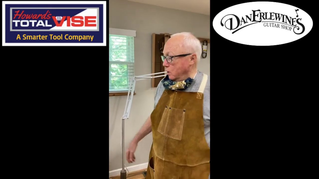 Total Vise Tools and  Dan Erlewine