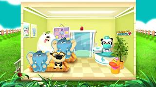 Dr. Panda Hospital - Fun Doctor Game for Kids Children Toddlers - Baby Android Gameplay