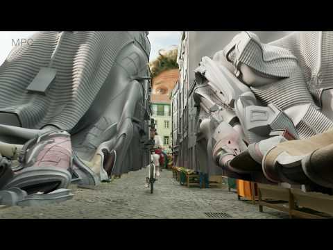 "EASYJET ""IMAGINE"": VFX BREAKDOWN BY MPC"