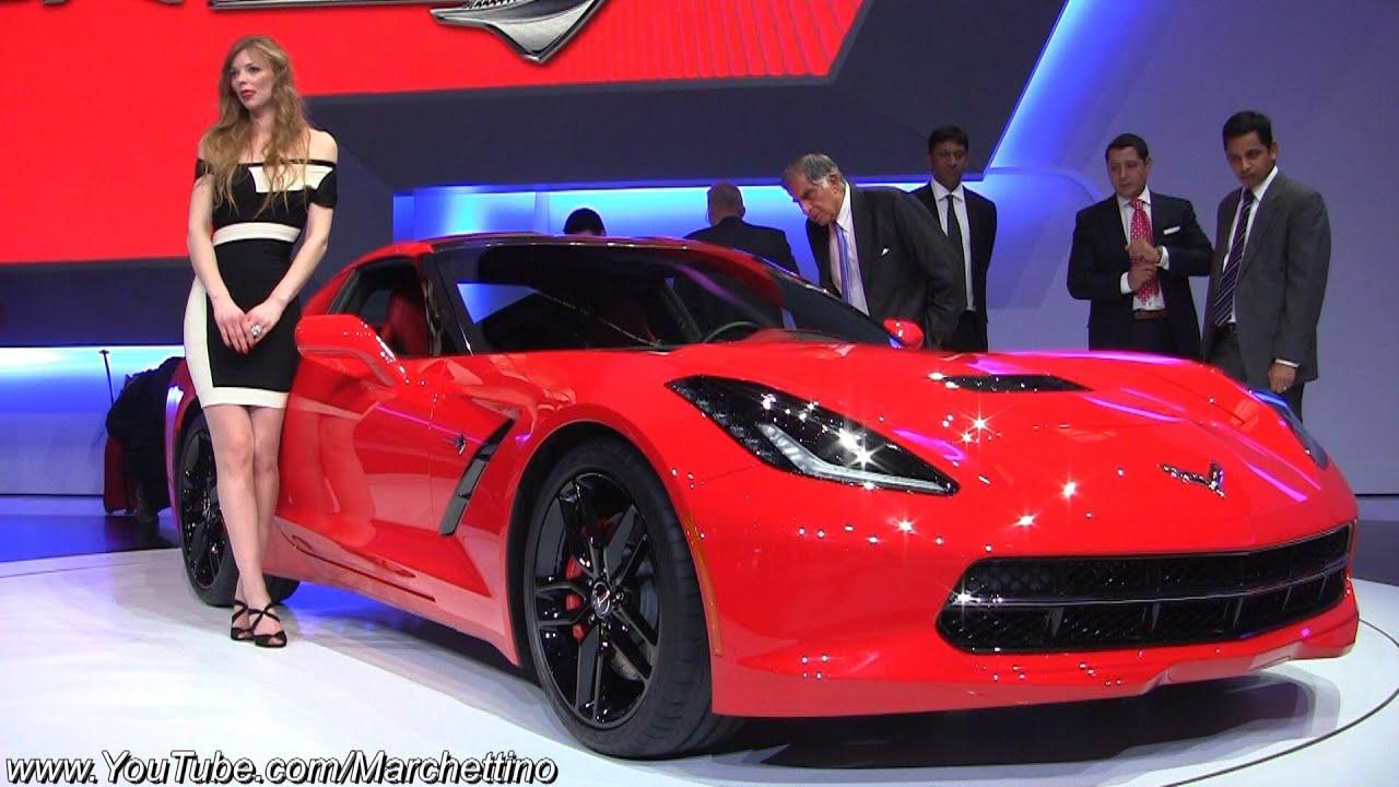 Chevrolet Corvette Stingray >> 2014 Corvette C7 Stingray Coupè and Convertible in Detail ...