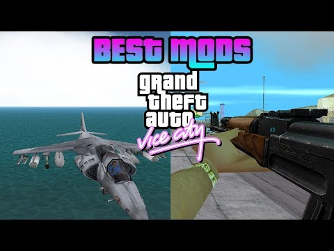 BEST MODS of Vice City for PC (2018)