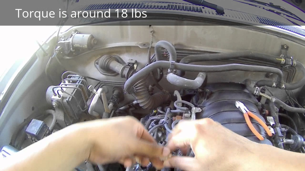 How to install Coolant Sensor on 20002006 SequoiaTundra