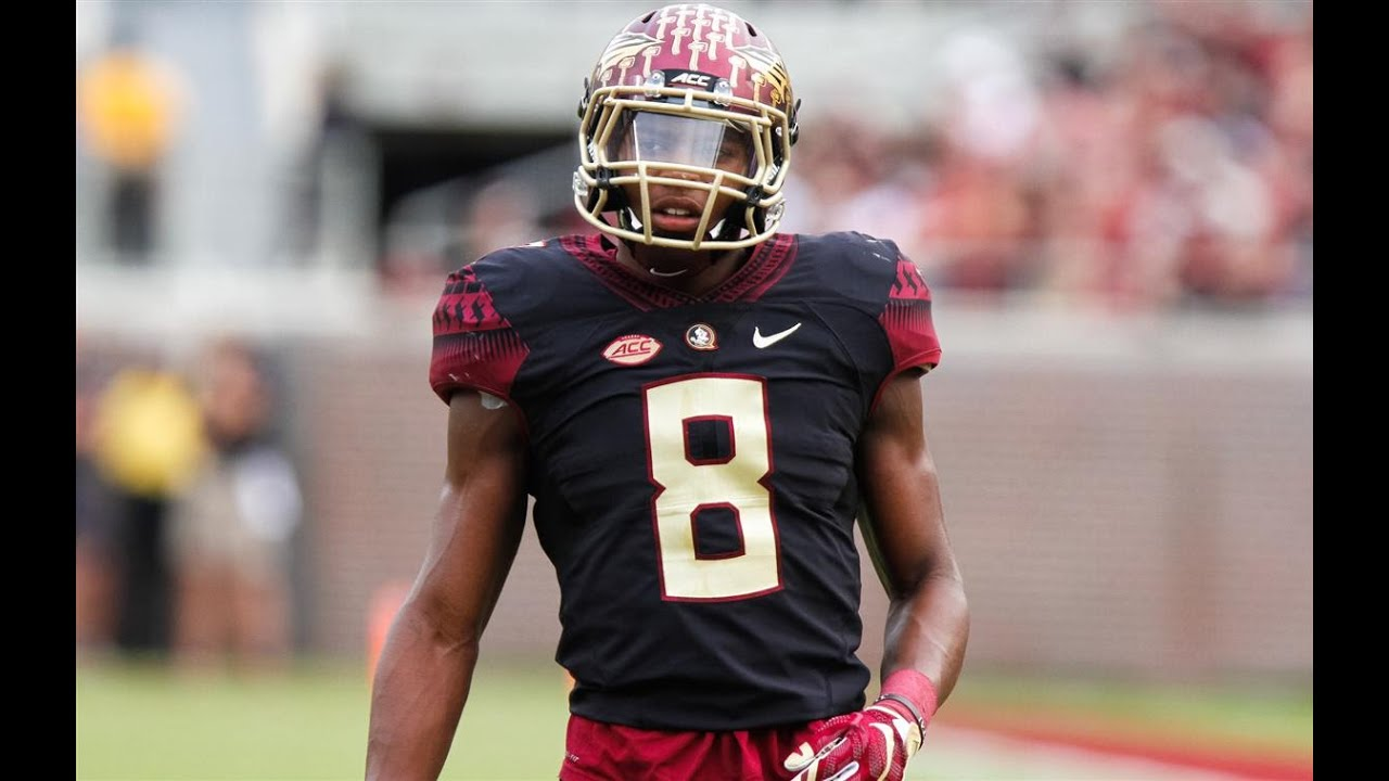 Jalen Ramsey Florida State Highlights Wel e To Jacksonville