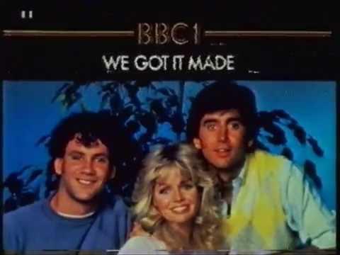 BBC1 Continuity & 9 O'Clock News - 1984