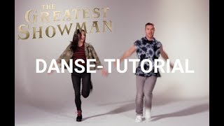 The Greatest Showman | Danse-tutorial This is Me | 2017
