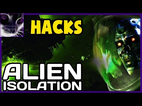 Alien Isolation - TRAINER - Super Weapons & Unlimited Health, Ammo, Items