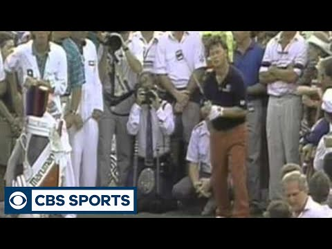 The Magic of the Masters   1989-1994   CBS Sports
