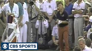"Nick Faldo would win the Masters back to back in 1989 and 1990. ""Subscribe to """"CBS Sports"""" Channel HERE: http://bit.ly/2b4mc8W Like """"CBS Sports"""" on ..."