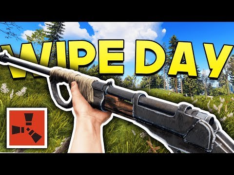 BOLTY ON WIPE DAY! - Rust SOLO Gameplay #1 thumbnail