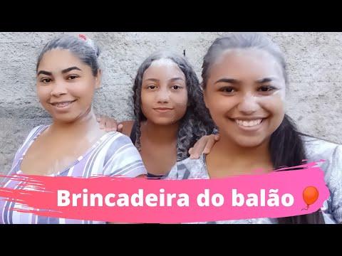 BRINCADEIRA do BALÃO