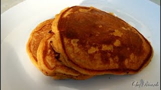 Sweet Potato Pancakes - Healthy Breakfast Recipes