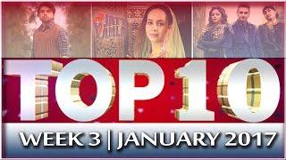 Top 10 Punjabi Songs Of 3rd Week Of January | Channel Punjabi Beats