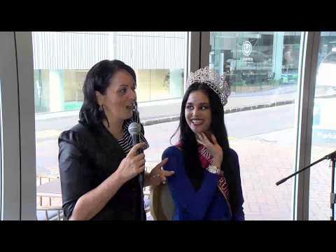 Acacia Walker Miss Asia Pacific International Runner Up 2017