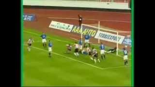 Viktoria Žižkov - Glasgow Rangers 2:0 | Pohár UEFA 2002/03