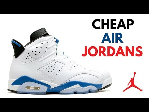 Cheap Air Jordans For Sale With Free Shipping