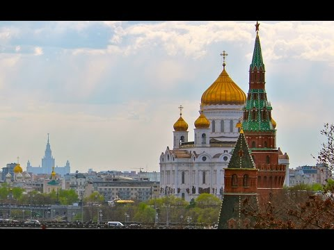 Russia - Our Travel Story Part - I Moscow