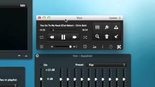 Vox Mac OS X