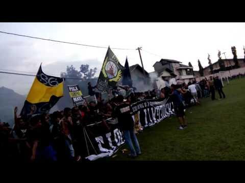 Aksi Suporter PSGJ Cirebon, PASOEGATI MANIA !!!