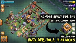 clash of clans   bh4 attacks update   the paddedroom   coc