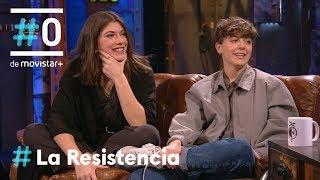 LA RESISTENCIA - Entrevista a Carla Cervantes y Sandra Egido | #LaResistencia 22.03.2018