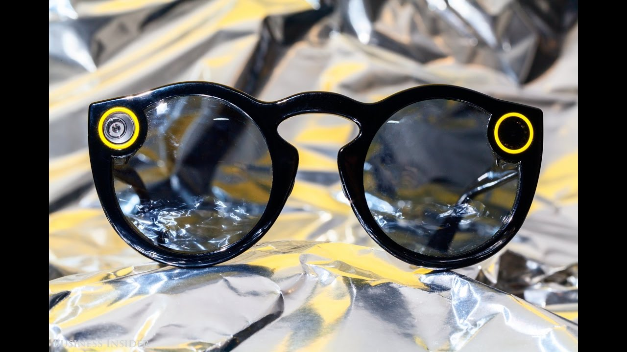 827e35bf8 تجربة نظارة سناب شات Snapchat Spectacles - YouTube