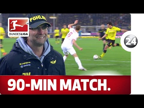 90 Minutes of Thrilling Bundesliga Action: Dortmund vs. Stuttgart - Advent Calendar Number 24