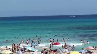 video cala mesquida- майорка- испания- пальма- де -майорка(http://mallorcarusskaya.ru Бухта Mesquida имеет большой прекрасный пляж из мелкого белого песка и с кристально прозрачной..., 2014-02-06T11:10:35.000Z)