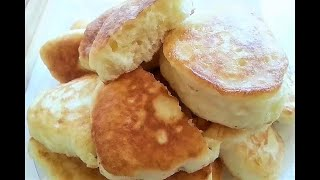 Cooking with Lisa - The secret of lush pancakes as in the dining room