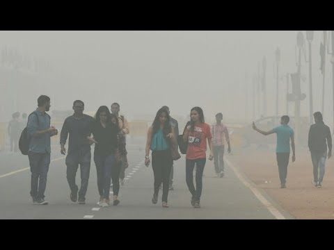 India's Capital of Delhi has the World's Worst Air Pollution - Why?