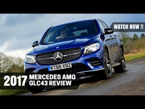 [WATCH NOW] 2017 Mercedes AMG GLC43 Review
