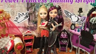 "Ever After High ""Power Princess Shining Bright"" Movie"