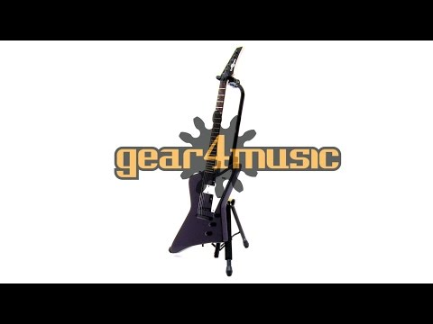 Harlem Z Electric Guitar by Gear4music Demo