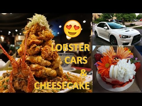 lobster-mountain,-final-edition-evo-and-cheesecakes-|-vlog