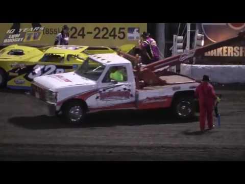 Bakersfield Speedway Heat Races 3 5 16