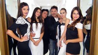 Ziza - UG Radinost Aleksinac i Renato Henc na snimanju SPOTA - ALT 20.10.2015.