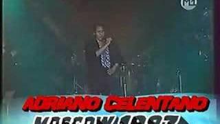 Adriano Celentano Taparara Moscow 2