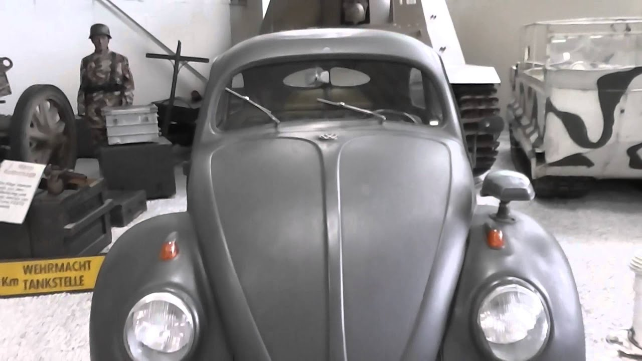 vw k fer 82 e von 1943 in hd youtube. Black Bedroom Furniture Sets. Home Design Ideas