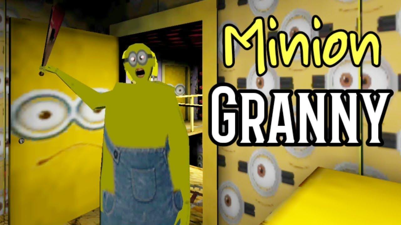 Minion Granny Full Gameplay