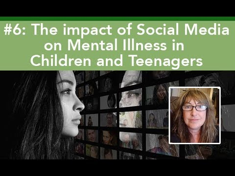 The impact of social media on mental illness in children and teenagers