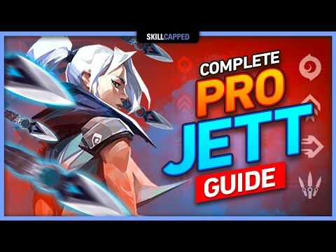 The COMPLETE PRO JETT GUIDE - Valorant Tips, Tricks & Guides