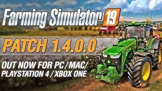 FARM SIM NEWS! | PATCH 1.4 EXPLAINED + HOW TO DOWNLOAD IT!