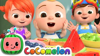 Download Shapes In My Lunch | CoComelon Nursery Rhymes & Kids Songs
