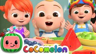 Shapes In My Lunch | CoComelon Nursery Rhymes \u0026 Kids Songs